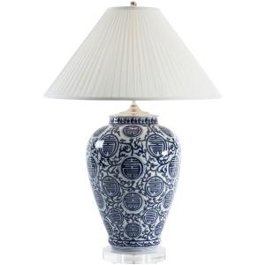 23-0713 Queens Gate Vase Lamp