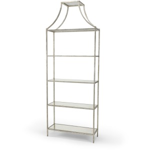 Classic Gilt Shelf-silver