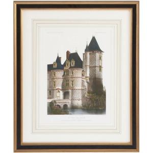 35-0031b Chateau Des Reaux
