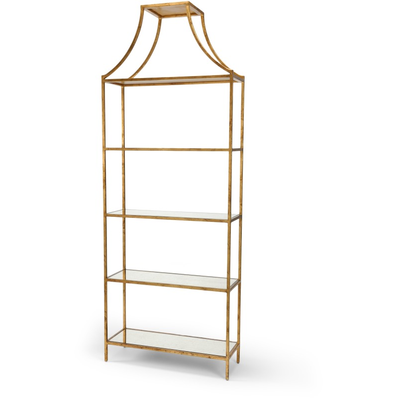 Classic Gilt Shelf