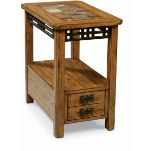 American Craftsman Chairside Table