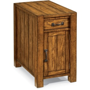 Rustics Chairside Cabinet