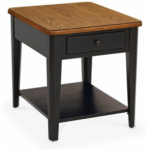 Casual Choices End Table