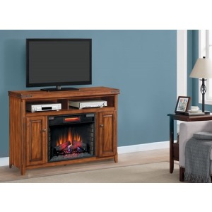 Mayfield Cherry Electric Fireplace