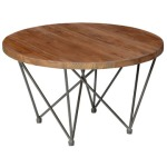 Daria Round Coffee Table 31\