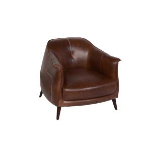 Martel Club Chair Tan