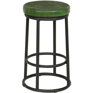 Jaden Counter Stool Green