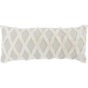 IN Ellett Natural/Ivory 16x36 Pillow