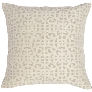 JB Montego Ivory Pillow