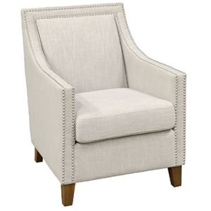 Collina Club Chair - French Beige