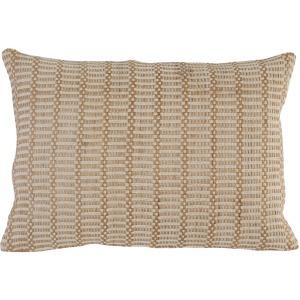AF Haven Gold/Ivory Pillow 14x20