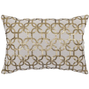 NVO Dore Gold Pillow