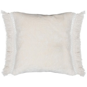 SLD Melia Ivory Pillow 20x20