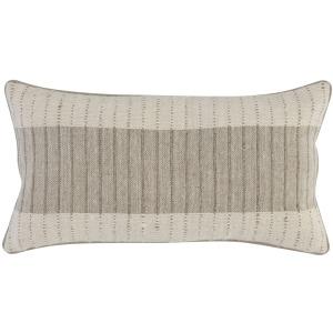 AF Kalen Natural/Ivory Pillow 14x26