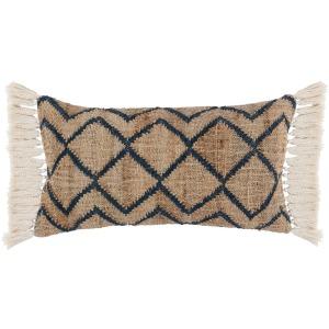 MR Issac Azul Blue/Natural 14X26 Pillow