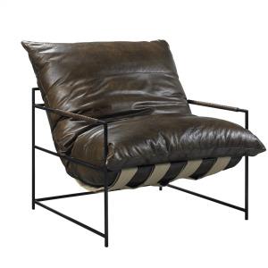 Palermo Accent Chair Chestnut
