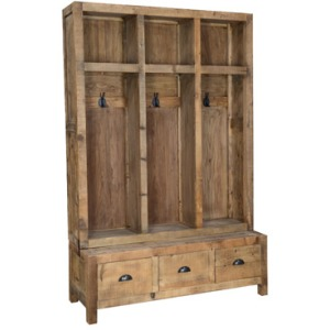 Holland Entryway Storage Bench
