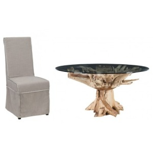 Willow 5 PC Dining Set