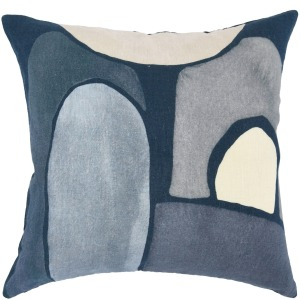 IN Gema Night Blue 20x20 Pillow