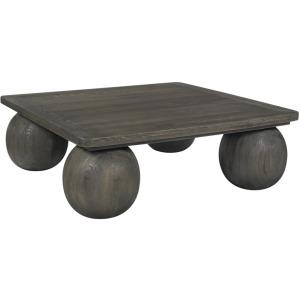 "Redondo 48"" Square Coffee Table"