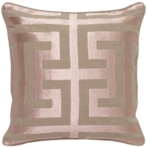 ADR Capital Rose Gold Pillow