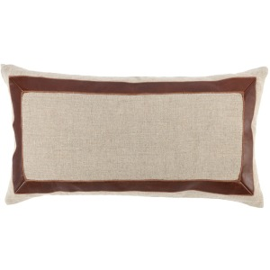 RM Minas Brown/Natural 14x26 Pillow