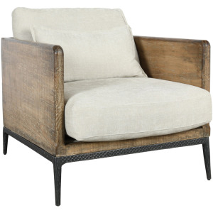 Renfrow Accent Chair Ivory