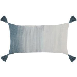 CP Tide Blue 14x26 Throw Pillow