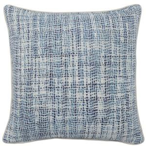 TW Brax Blue/Ivory 22x22 Pillow