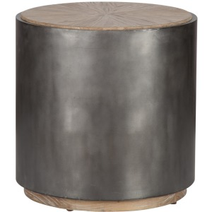Salem End Table Black