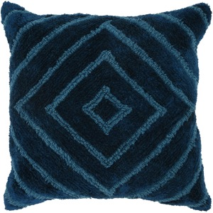 IN Momoa Night Blue 20x20 Pillow