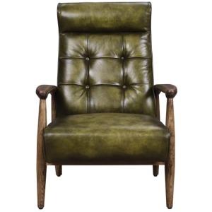 Murphy Club Chair Green