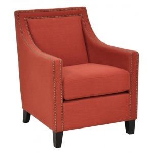 Collina Club Chair - Rust
