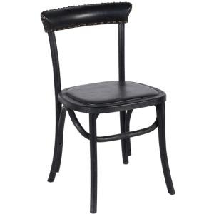 Zachary Dining Chair Black