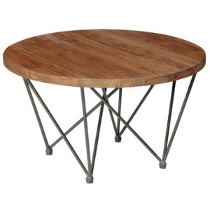 Daria Round Coffee Table 31""