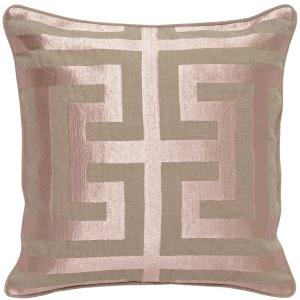 VC Capital Rose Gold 22x22 Pillow