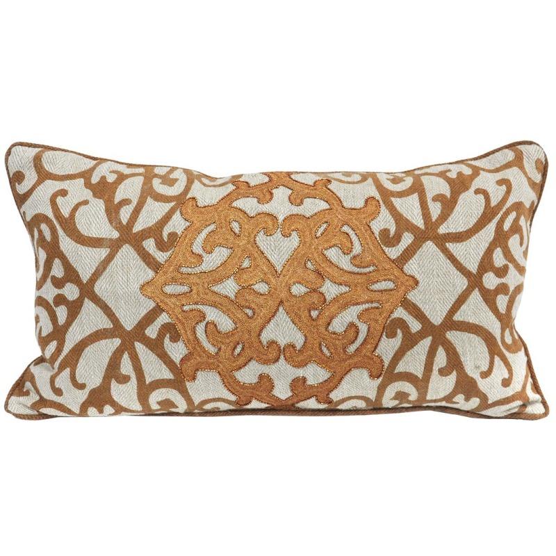 EN Carouge DK Camel Pillow