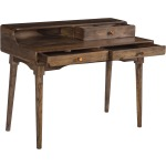 Three Drawer Writing Desk