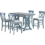 Bar Harbor Counter Height Dining Table