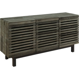 Heartland Three Door Media Credenza