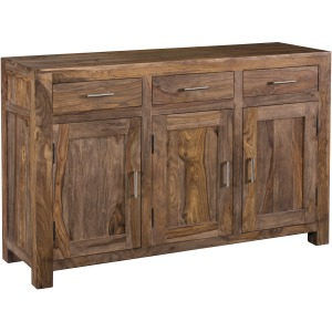 Three Door Three Drawer Sideboard