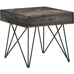 Aspen Court One Drawer End Table