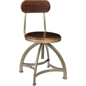 Tacoma Adjustable Barstool