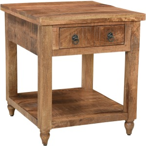 Millstone One Drawer End Table