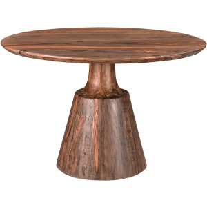 Brownstone Round Round Dining Table