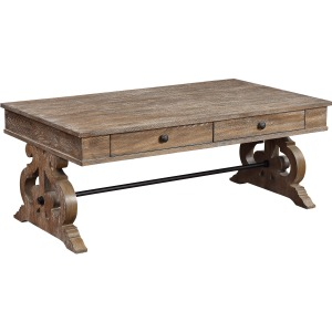 Sherwood Two Drawer Cocktail Table