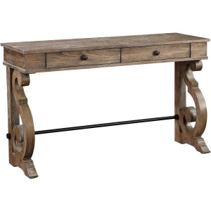 Sherwood Two Drawer Console Table