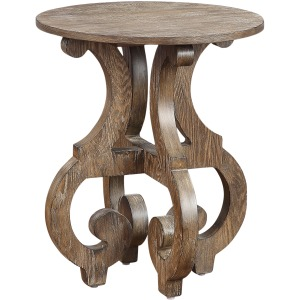 Sherwood Round Accent Table