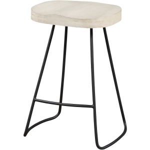 Santa Clara Swivel Counter Height Barstool