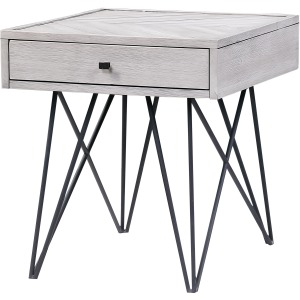 Aspen Court II One Drawer End Table
